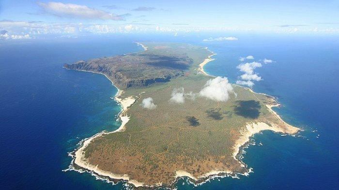 Berada di Kawasan Hawaii, Pulau Ini Justru Terlarang untuk Dikunjungi
