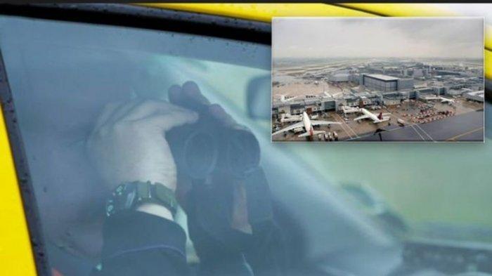 Dengan Cara Tak Terduga, Petugas Bandara Heathrow Inggris Selamatkan Ribuan Nyawa Penumpang