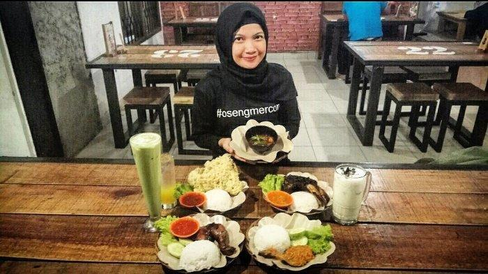 Warung Oseng Mercon di Bandung Tawarkan Berbagai Kuliner Nusantara, Cocok untuk Para Mahasiswa