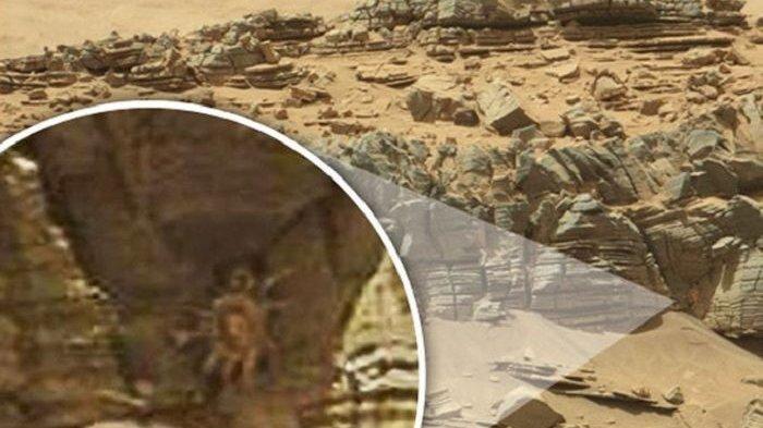 7 Penampakan Tak Biasa di Luar Angkasa yang Pernah terekam Nasa, Bukti Keberadaan Alienkah?