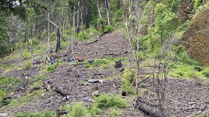 Usai Kirim Pesan pada Istrinya, Pendaki 71 Tahun yang Tersesat di Hutan Berhasil Ditemukan