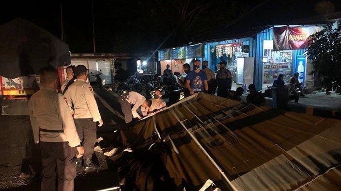 KMP Yunicee Tenggelam saat Akan Bersandar di Pelabuhan Gilimanuk Bali