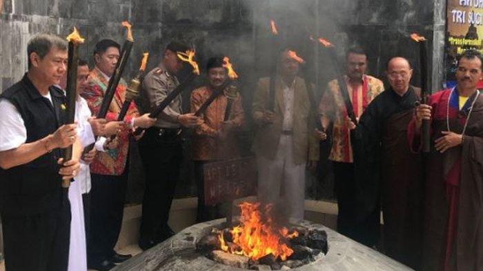 5 Obyek Wisata Api Abadi di Indonesia Selain Mrapen, Ada yang jadi Terbesar se-Asia Tenggara