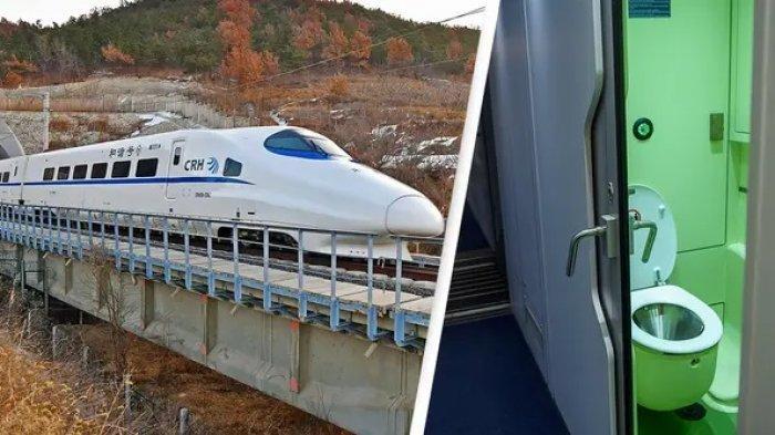 Sakit Perut, Pengemudi Kereta di Jepang Tinggalkan Kokpit untuk ke Toilet saat Melaju 145 Km/Jam