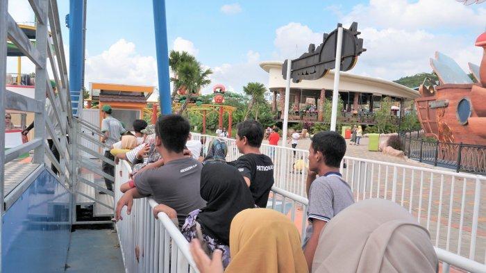 Jadwal dan Jam Buka Saloka Theme Park Semarang selama Bulan Ramadan 2021