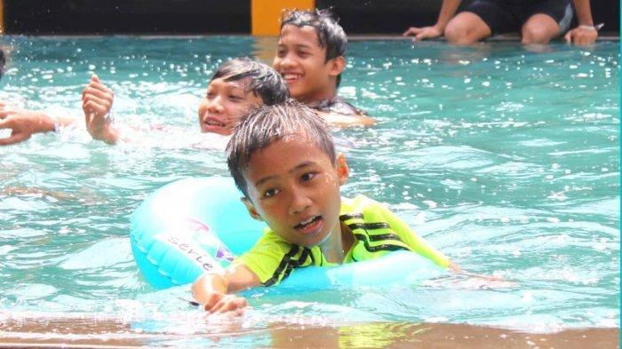 Harga Tiket Masuk Sirkus Waterplay Terbaru 2021, Waterpark Indoor Ramah Anak di Bekasi