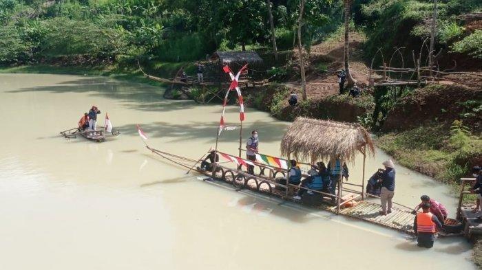 Jelajah Embung Blubuk, Tempat Wisata Baru di Kulonprogo Jogja