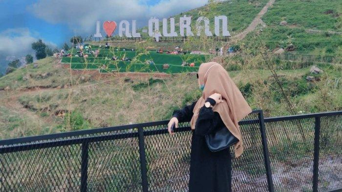 Harga Tiket Masuk Cicalengka Dreamland 2021, Wisata di Bandung yang Punya Konsep Sunda-Islami
