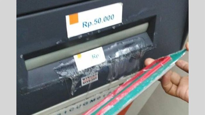 Waspada, Jangan Sampai jadi Korban! Inilah Modus Penipuan Baru di ATM, Begini Cara Kerjanya