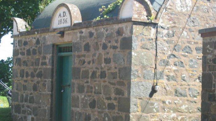 Penjara Sark, di Pulau Sark