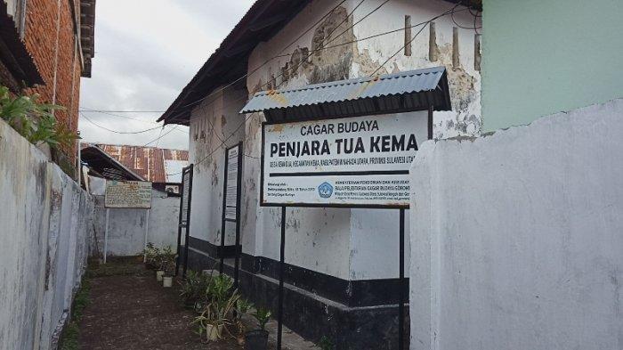 Jejak Berdarah Penjara Tua Kema di Minahasa Utara