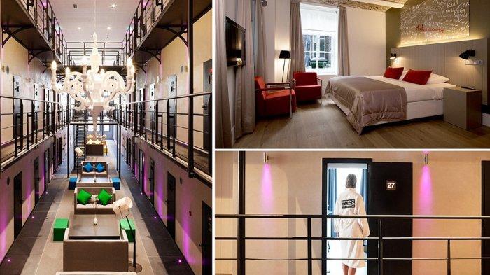 Angka Kejahatan Rendah, Penjara di Belanda Diubah Menjadi Hotel dan Apartemen