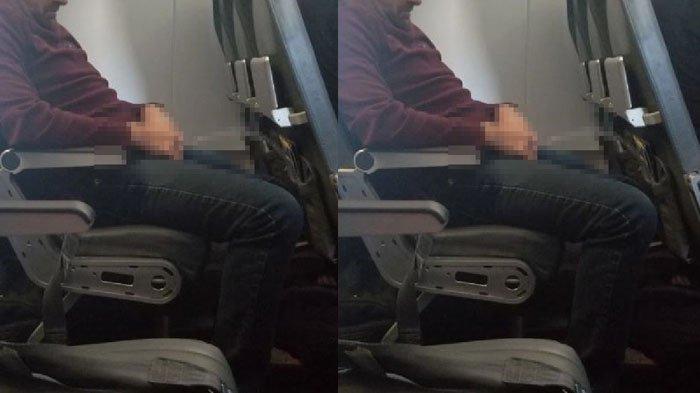 Menjijikkan! Seorang Penumpang Pesawat 'Diciduk' Setelah Tertangkap Kamera Kencing di Kursi Kabin