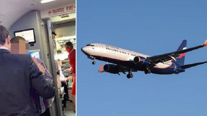 Serang Pilot di Bandara, Penumpang Mabuk Ini Ditangkap Polisi