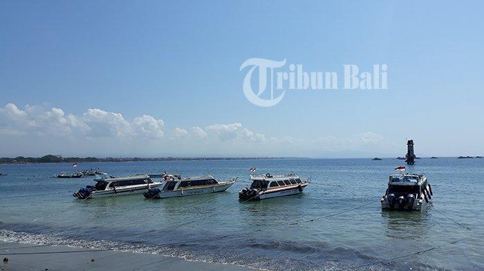 Inovasi Baru di Desa Sakti Nusa Penida, Pantai Gamat Kini Diberi Nama The Secret Beach