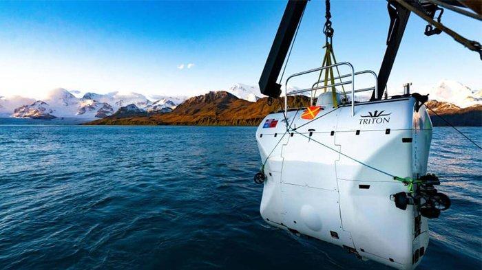 Penjelajah Laut Pecahkan Rekor Terjun ke Palung Mariana, Temukan Sampah Plastik