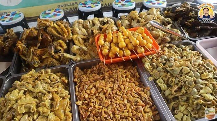Surga Kuliner Penyetan di Solo, Sehari 100 Kilogram Kulit Ayam Ludes Terjual