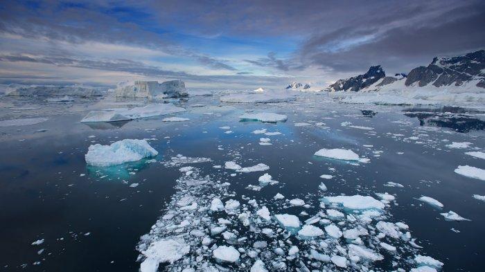 Perairan di Antartika