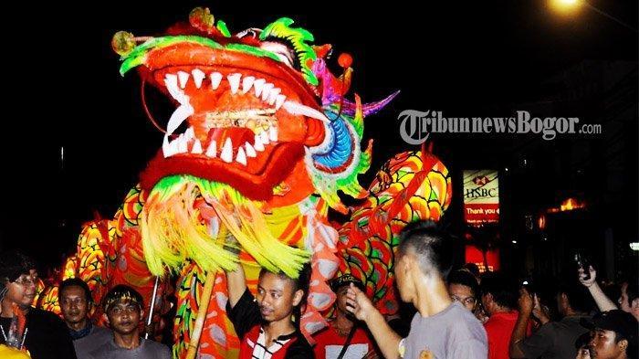 Perayaan Cap Go Meh Bogor Street Festival 2020, Tahun Ini Masuk Kalender Wisata Kemenpar