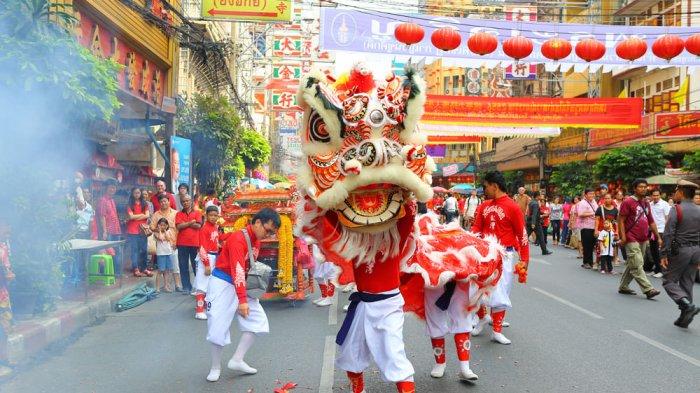 10 Fakta Tahun Baru Imlek, Identik dengan Warna Merah hingga Disebut Festival Musim Semi