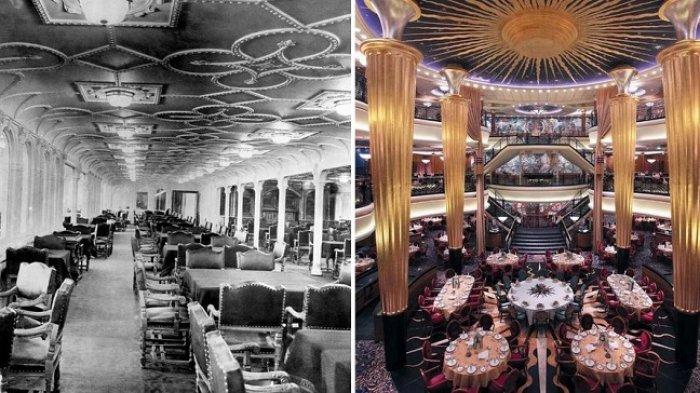5 Perbedaan Titanic dengan Kapal Pesiar Terbesar saat Ini, Seberapa Mewah?