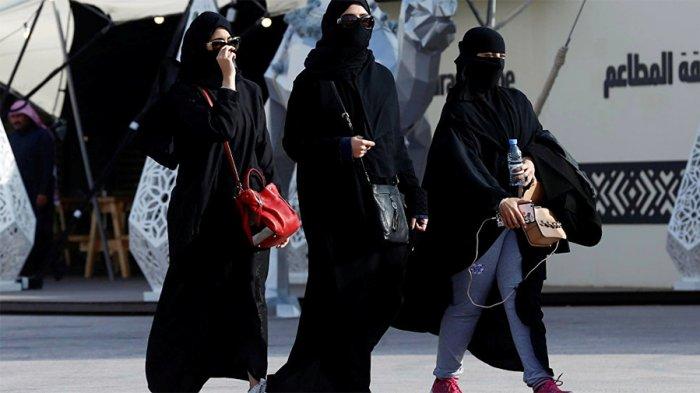 Ilustrasi penduduk Arab Saudi