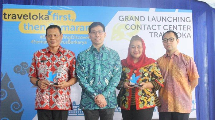 Traveloka Resmikan 2 Gerai Customer Service Center di Semarang