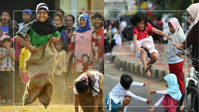 Ngaku Cinta Indonesia? Yuk Mampir ke Pameran Permainan Tradisional di Bandara Soekarno-Hatta