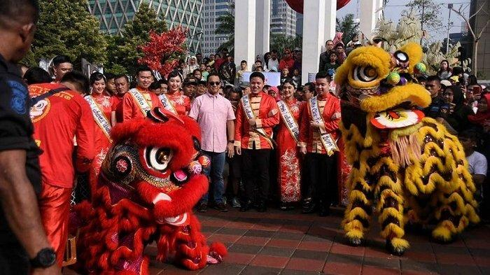 Jadwal Perayaan Cap Go Meh 2020 di Jakarta, Ada Barongsai saat Car Free Day