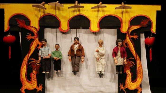 Kembali Digelar Papermoon Puppet Theatre, Pesta Boneka 2018 Tampilkan 29 Seniman dari 16 Negara
