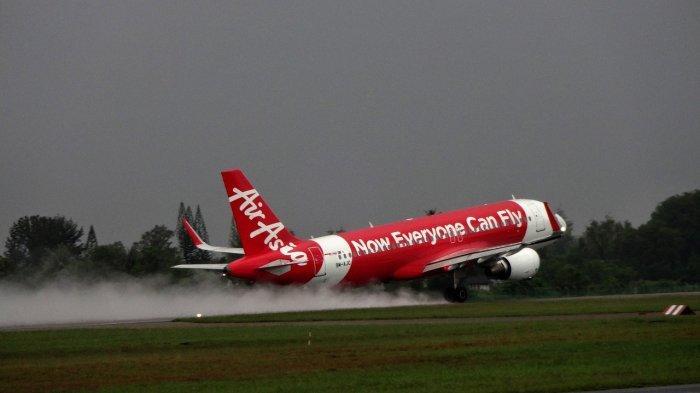 Jakarta-Denpasar Jadi Rute Favorit dalam Penerbangan Domestik AirAsia