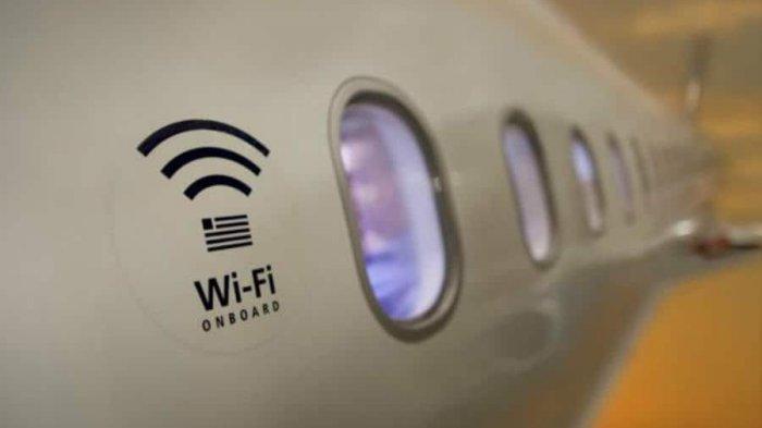 Bagaimana Cara WiFi di Pesawat Bekerja? Ini Jawabannya