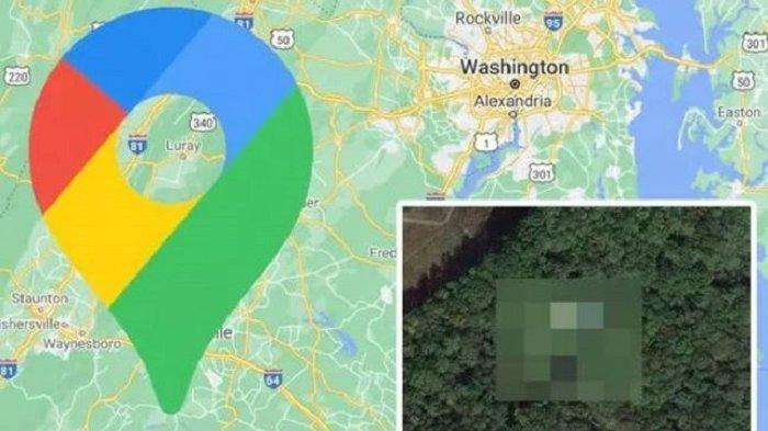 5 Pemandangan Aneh yang Terekam Kamera Google Maps, Termasuk Mobil Berbentuk Virus Corona