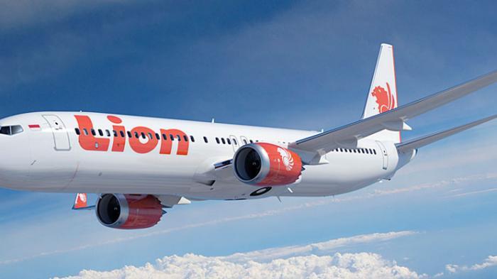 Ilustrasi Maskapai Penerbangan Lion Air