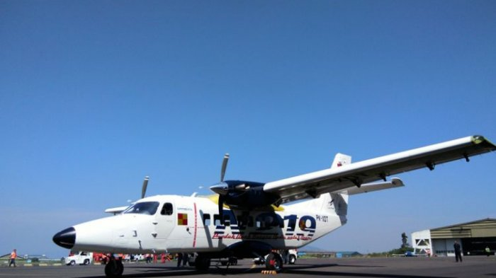 Peringati Hari Pahlawan, Jokowi Siap Beri Nama Pesawat Buatan Lokal N219