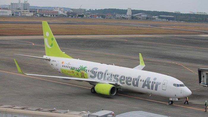 Maskapai Penerbangan Jepang Luncurkan Pesawat dengan Corak Pokemon