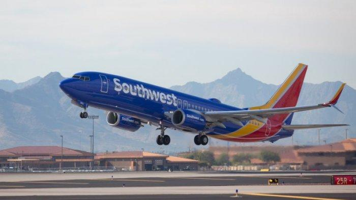 Pesawat Southwest Airlines