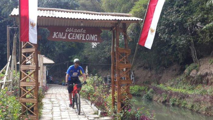 Wisata Kali Cemplong, Tempat Asyik Buat Gowes hingga Susur Sungai di Malang