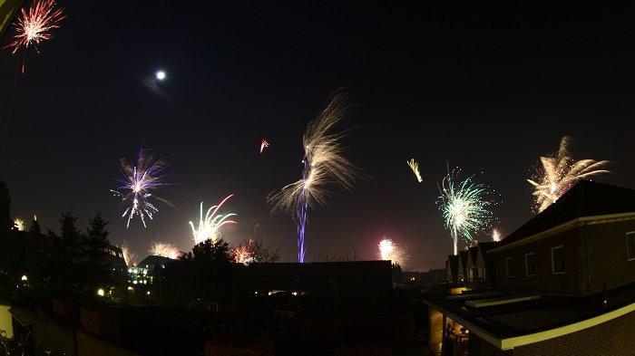 Terkenal Liar, Pesta Kembang Api di Belanda Akan Dilarang pada Malam Tahun Baru 2021
