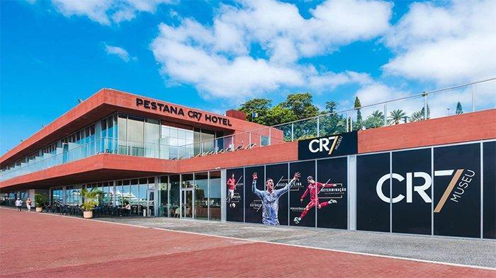 Tarif Menginap Pestana CR7 Funchal, Hotel Mewah Milik Cristiano Ronaldo di Madeira