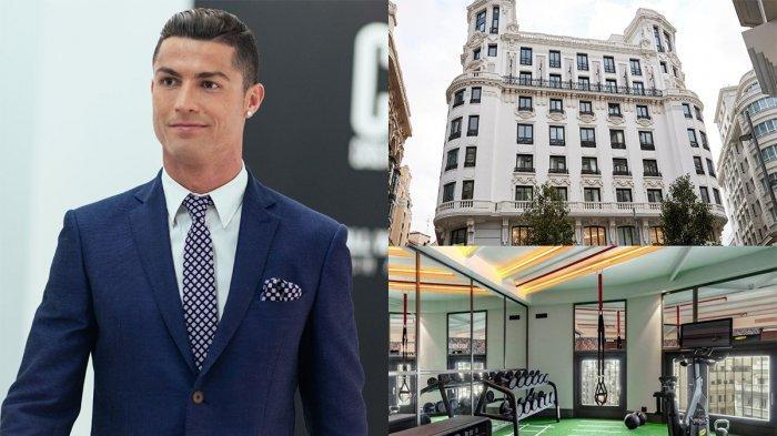 Mewahnya Hotel Cristiano Ronaldo di Madrid, Bergaya Neo-Klasik dengan Tarif Rp 7 Jutaan per Malam