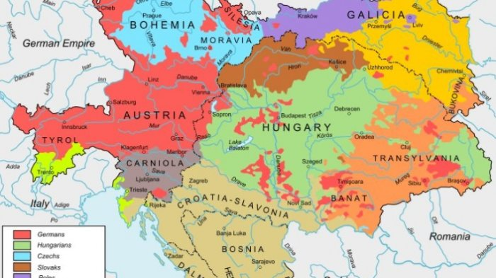 Dulu Berjaya, 10 Negara Ini Ini Akhirnya Bubar Hingga Namanya Hilang dari Peta Bumi