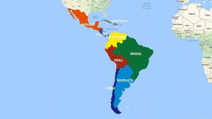 Sebutan untuk Daerah Asal Telenovela, Apa Perbedaan Amerika Latin dan Amerika Selatan?
