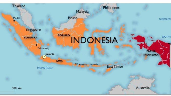 Seberapa Luas Indonesia? Simak 10 Fakta Luas Wilayah Indonesia yang Wajib Kamu Ketahui