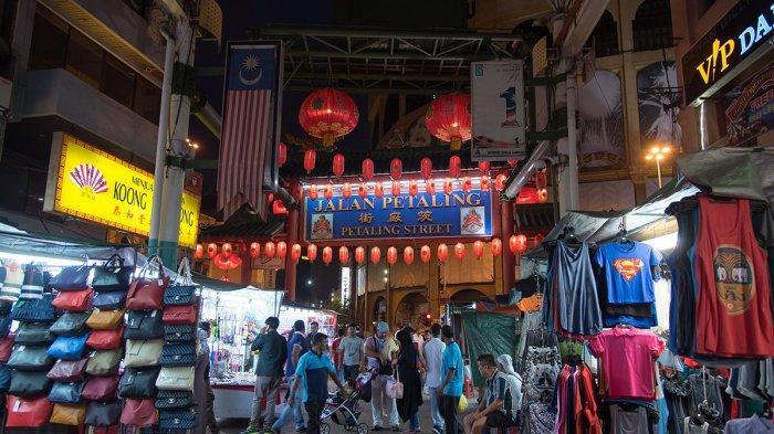 Petailing Street Market Kuala Lumpur