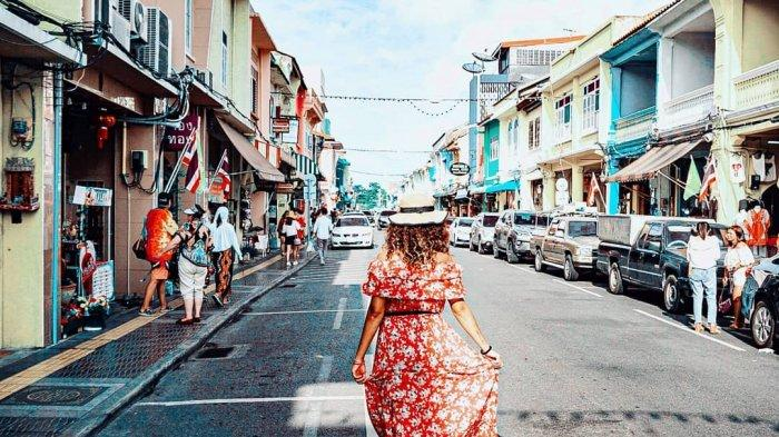Phuket Old Town, Phuket, Thailand