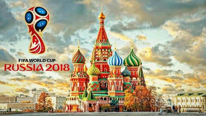 Piala Dunia Rusia tahun 2018