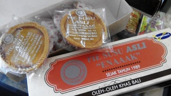 5 Oleh-oleh yang Wajib Dibeli saat Berlibur ke Bali, Ada Pie Susu hingga Pia Legong