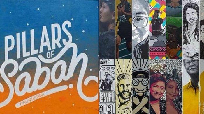 30 Seniman Malaysia Bersama-sama Turun ke Jalanan untuk Membuat Kota Menjadi 'Pameran Seni'