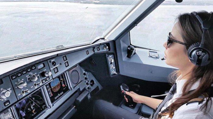 4 Pilot Wanita Indonesia yang Tangguh, Terbangkan Pesawat ke Berbagai Destinasi